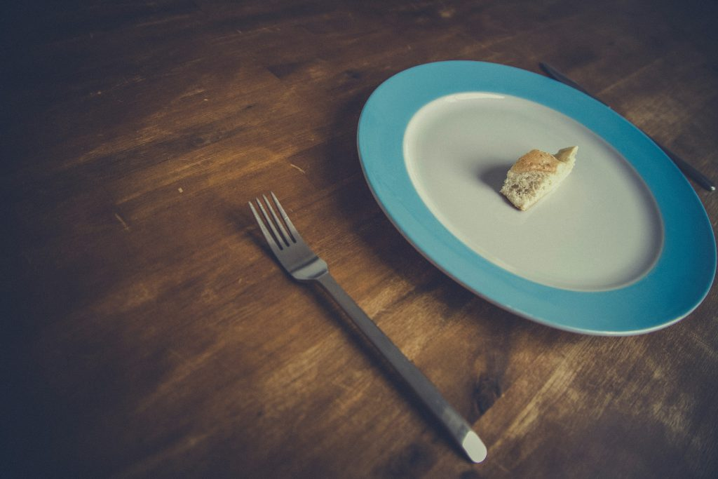 A post about why diets don't work